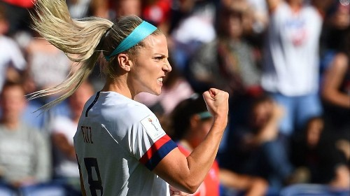 Women's World Cup: U.S. defeats Chile to clinch spot in next round