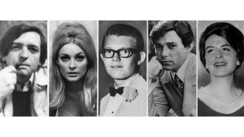 Remembering Charles Manson's victims: Rich, famous, fringe and random - Los Angeles Times