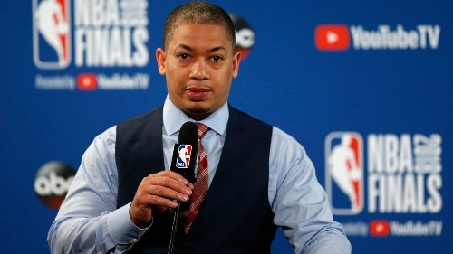 Lakers meet with Jason Kidd and set a second interview with Tyronn Lue on Wednesday