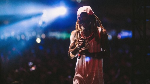 Lil Wayne launches Hulu's new virtual reality music series 'On Stage'