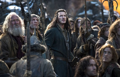 'Hobbit' rings in 2015 atop box office; 'Into the Woods' right behind - Los Angeles Times