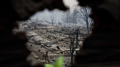 California fires: Missing persons skyrocketed to more than 1,000. How can that be? - Los Angeles Times