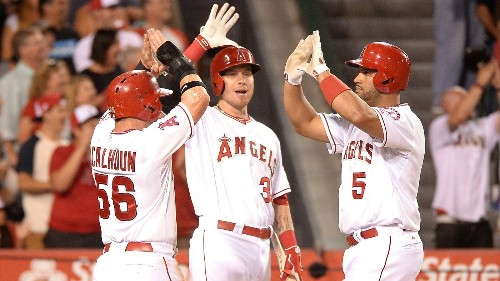 Angels rally past Astros, 11-5