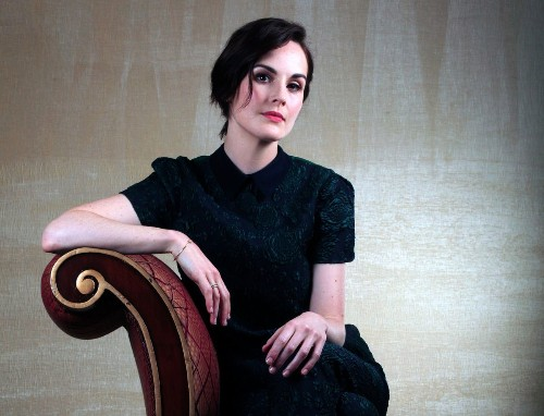 Michelle Dockery's new Mary on 'Downton Abbey'