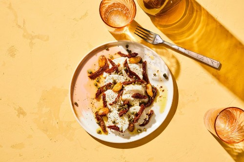 Sun-dried tomatoes, the Mickey Rourke of food, get their second act