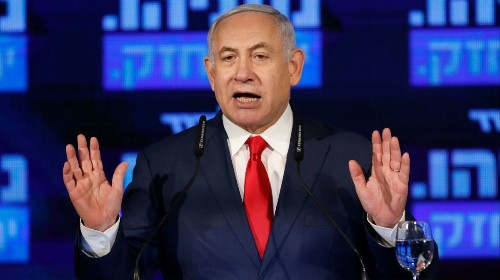 Benjamin Netanyahu is betraying Israel