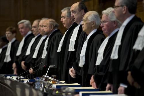 Serbia, Croatia did not commit genocide, U.N.'s top court says