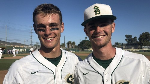 High school baseball playoffs: St. Bonaventure pulls out 1-0 win over Simi Valley