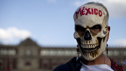 Art in honor of the missing 43: the powerful symbols of the Ayotzinapa protests in Mexico