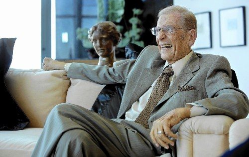 At 88, billionaire inventor Alfred Mann's motivated by more than money