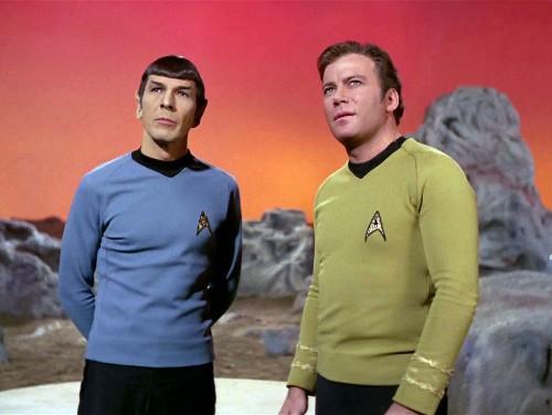 'Star Trek' at 50: The theme song has lyrics. No, really!