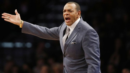Lionel Hollins to join staff of Lakers coach Frank Vogel