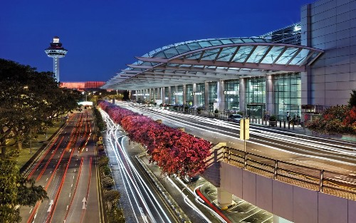 Singapore's Changi Airport voted best airport for third year in a row - Los Angeles Times