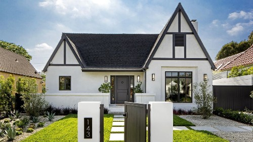 Home of the Week: Beverly Grove cottage gets a new look