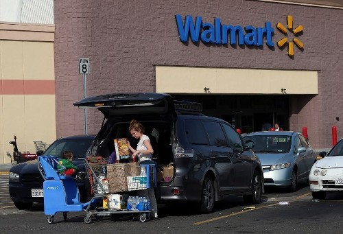 Wal-Mart's dependence on food stamps, revealed - Los Angeles Times