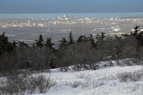 Alaska's toasty temperatures in 2014 worry observers