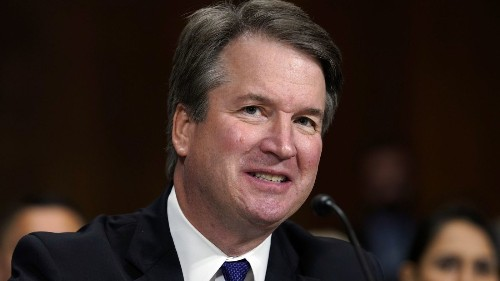 Was I the only one who shuddered at Brett Kavanaugh's belligerent comments about beer? - Los Angeles Times