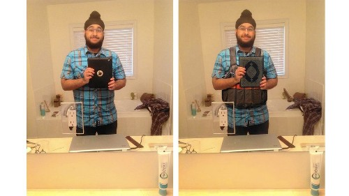 Viral selfie of so-called terrorist presents a clear picture of prejudice and fear