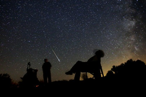 Perseid meteor shower peaks tonight: Tips on how to see it