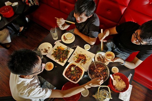 Happy Chinese New Year: Restaurants for noodles, dumplings, chicken, fish and more - Los Angeles Times