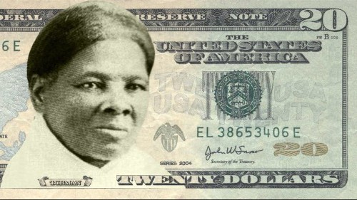 Trump to Harriet Tubman: Don't get uppity