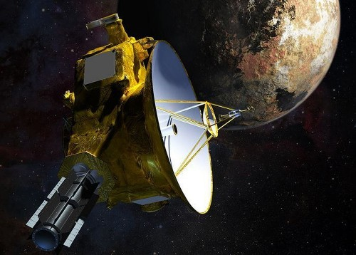 At last, NASA's spacecraft bound for Pluto starts collecting data