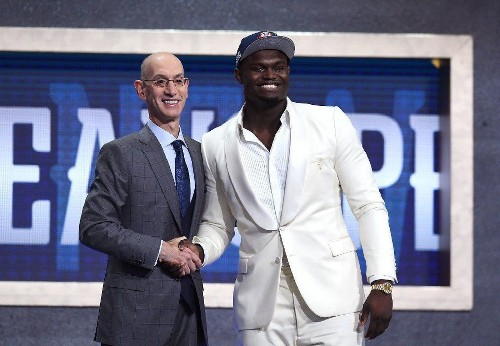 Stylewise, the 2019 NBA draft was all about what you didn't see