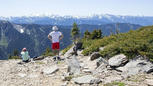 Explore Washington's Olympic Peninsula, from wild beaches to mountain passes