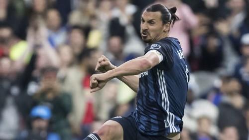 Zlatan Ibrahimovic draws Ronaldo and Messi comparisons amid hot start