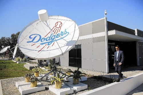Standoff over Dodgers games could be defining moment in sports TV - Los Angeles Times