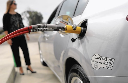 What kind of car is the most green, fuel efficient and budget friendly? - Los Angeles Times