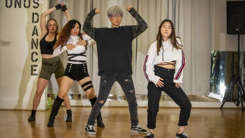 Dance like you're in a BTS video? The K-pop workout that doesn't feel like work