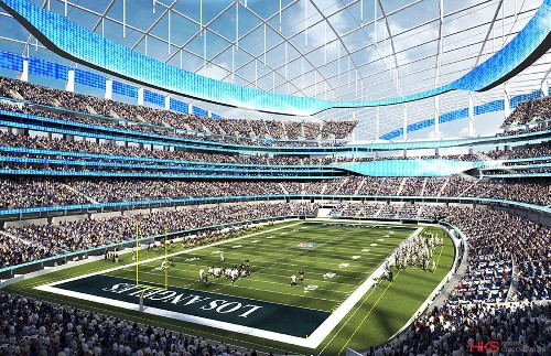 Costs of fast-tracking NFL stadium plans in Carson, Inglewood revealed