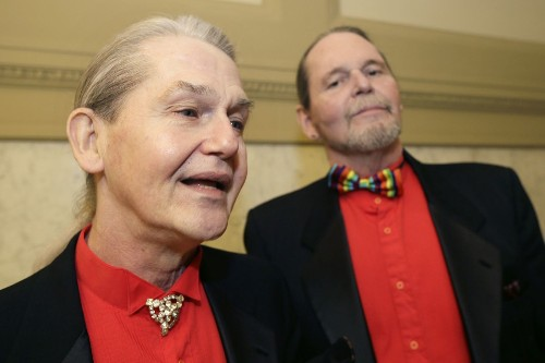 Arkansas ban on gay marriage struck down by county judge, with no stay - Los Angeles Times