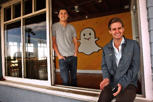 Snapchat's Evan Spiegel joins Forbes 400 as world's youngest billionaire