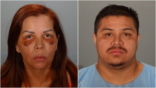 Two arrested for alleged retail thefts involving more than $100,000 in merchandise