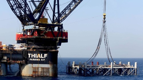 An oil boom is transforming the eastern Mediterranean — and changing relationships, especially with Israel