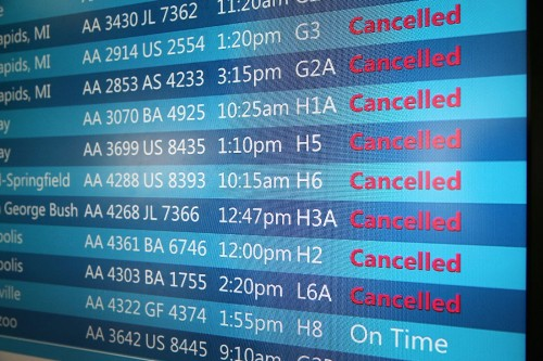 How to get where you're going when your flight gets canceled - Los Angeles Times