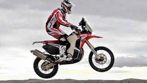 American bikers prepare for Dakar Rally, the world's most dangerous motor sports event