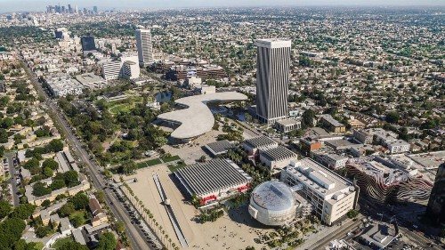 Where's the urban plan for L.A.'s biggest museum makeover in a decade?