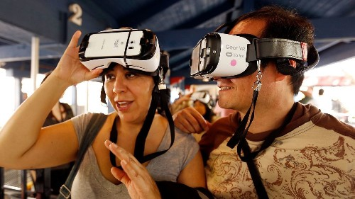 Bob Iger says no to virtual reality headsets at Disney parks, aims for augmented reality instead