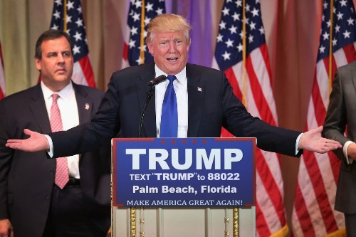 With a big Super Tuesday, Trump has the Republican nomination in his sights