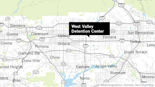 Two San Bernardino County deputies face felony charges over jailhouse fight