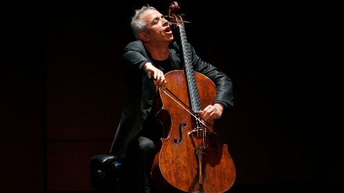 At USC and Disney Hall, finding the body and soul of the cello - Los Angeles Times