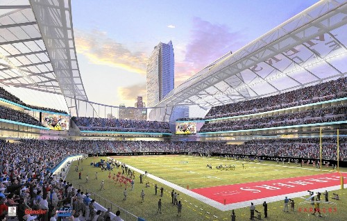 AEG asks for 6-month extension to woo NFL team to Los Angeles - Los Angeles Times