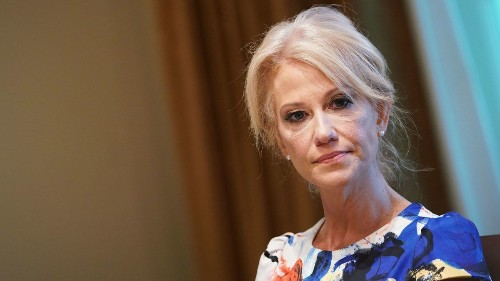 White House blocks Kellyanne Conway from House hearing into allegations she broke ethics law