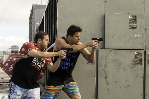 '22 Jump Street' sequel makes fun of everything - Los Angeles Times