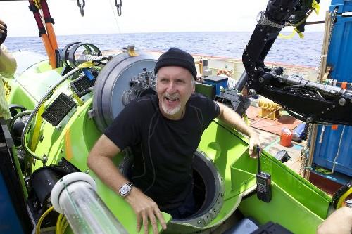 'James Cameron's Deepsea Challenge 3D' to open in August