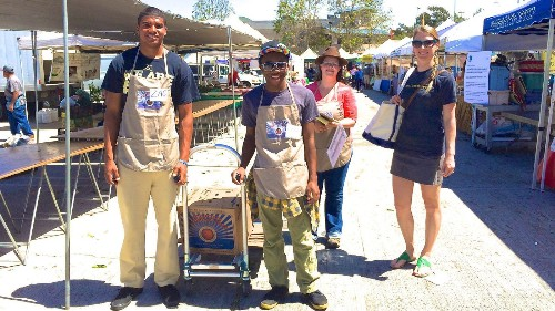 Food Forward delivers farmers market produce to those who need it most