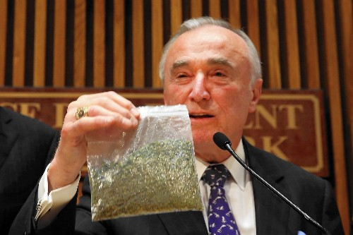 New York to no longer arrest for small amounts of marijuana